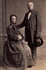 Ludwig + Eva Friedrich, geb. Schmitt