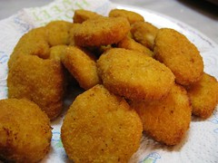 Chicken Nuggets (joeysplanting) Tags: food chickennuggets