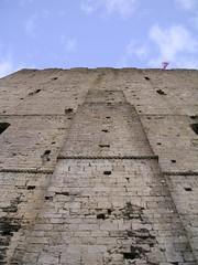 Portchester (PORTVS ADVRNI) (The Armatura Press) Tags: uk roman fort hampshire shore saxonshore saxon portchester porchester romanbritain portusadurni portsmouthharharbour