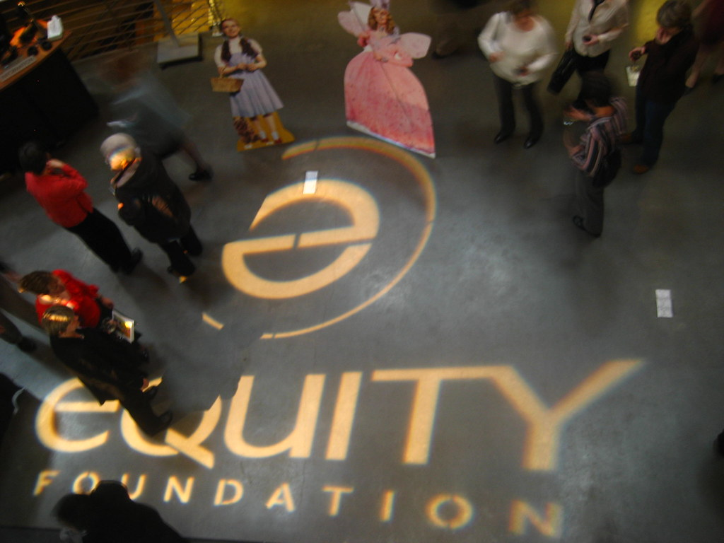 Equity Foundation benefit auction