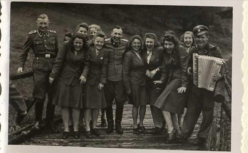 Auschwitz Officer's Scrapbook