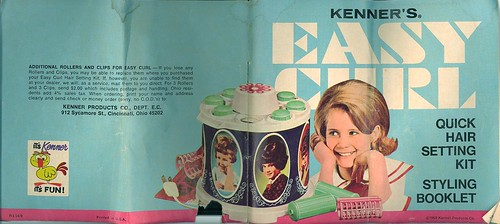 Kenner's Easy Curl