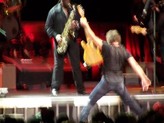 Springsteen Infamous Ass Shot. (martha.stephens) Tags: columbus ohio theboss brucespringsteen schottensteincenter