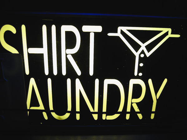 Shirt Aundry, March 30th