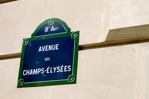 Ave des Champs-Élysées