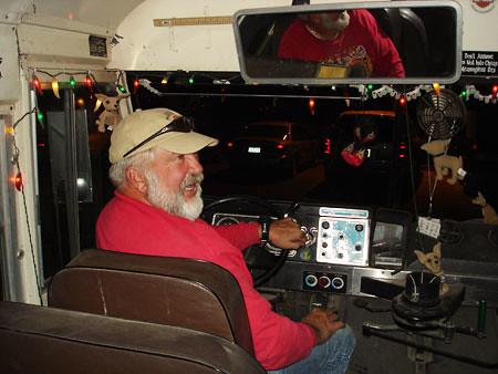 Burner's short bus