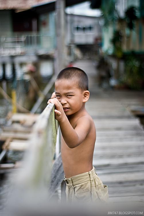 Kampong Boy