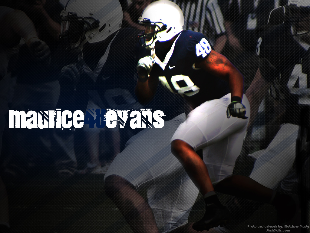 Maurice Evans Wallpaper