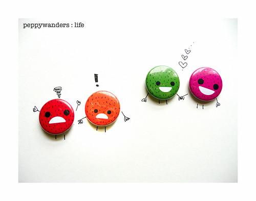 peppywanders : life