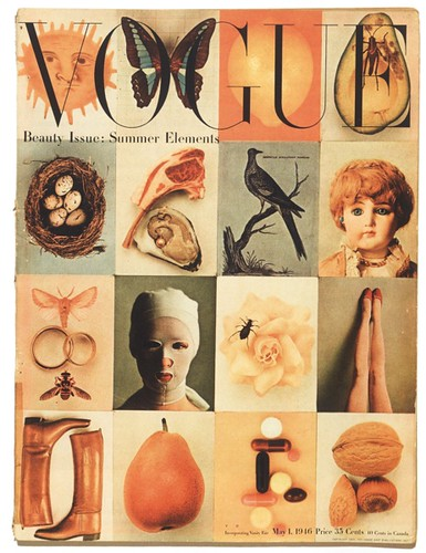 Vogue 1946 Summer cover