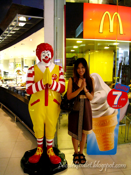 thai ronald mcdonald and me