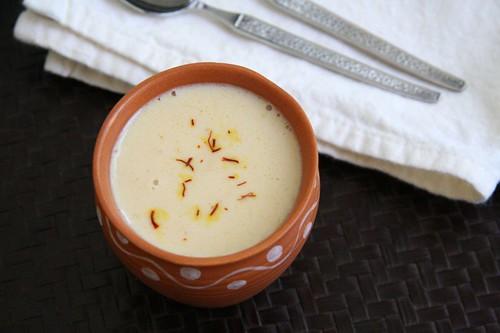 Basundi: Maharashtrian dessert