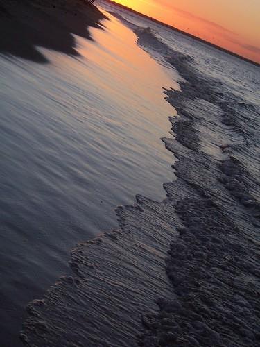 Angled Sunset