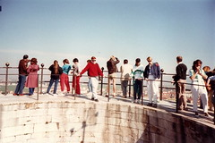 Atop the Leaning Tower 1986