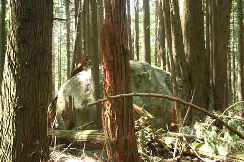 haystack boulder