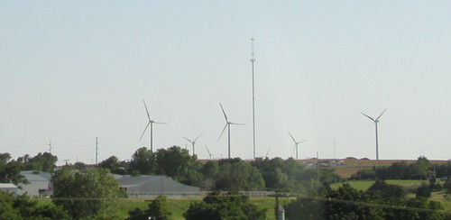 Oklahoma Windmill Farm