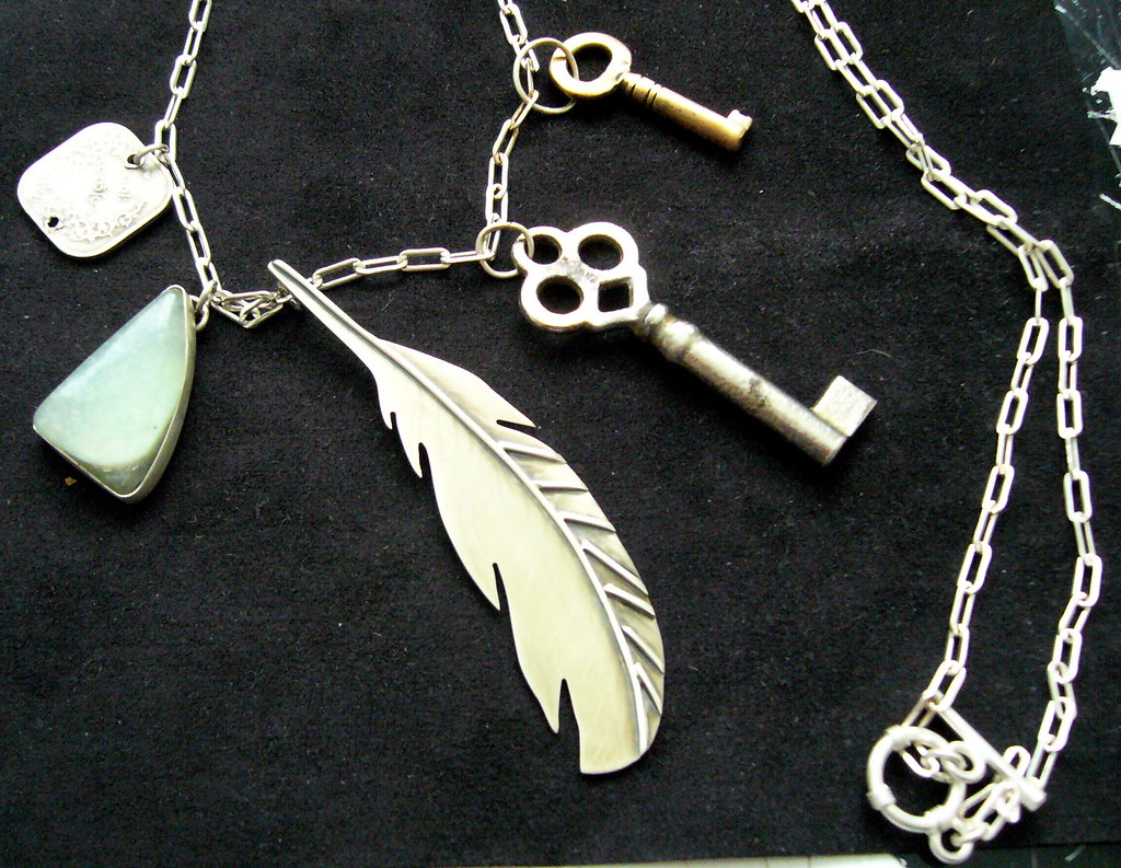 641 Charm Necklace