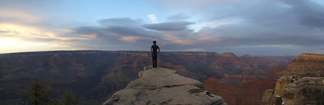 Brad Grand Canyon
