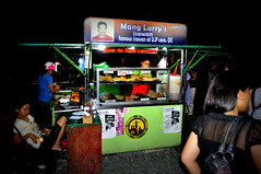 Mang Larry's Isaw UP Diliman