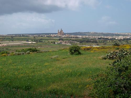 Gozo - pueblo