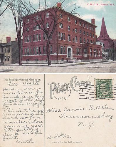 Ithaca Y.M.C.A. (1911)