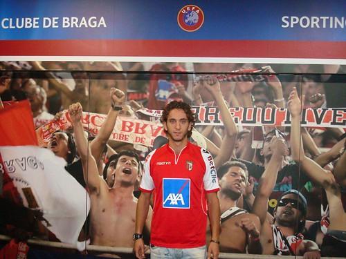 Nuno André Coelho no Braga