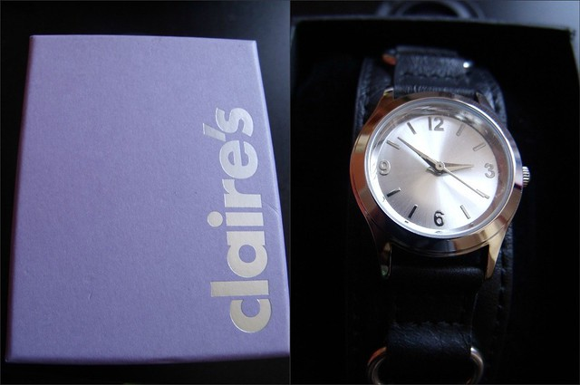 Claire's watch_1