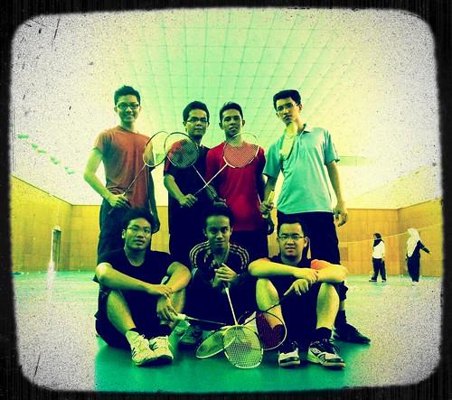 CJ7 Badminton