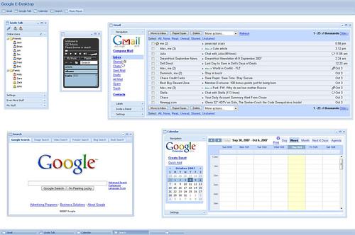 Google Online Desktop
