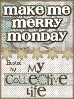 Make me merry Monday badge