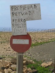 fuerteventura_roadsign