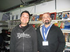 Claudio Sciarrone ed io 2