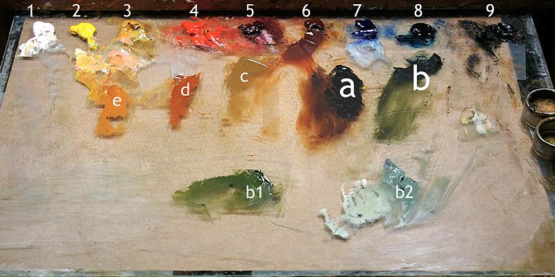 my palette 11/17