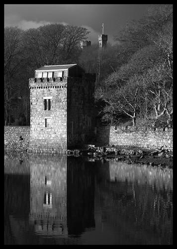 Lewis Castle, Stornoway.