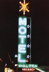 NV, Las Vegas-U.S. 93 & 95(Old) Walden Motel