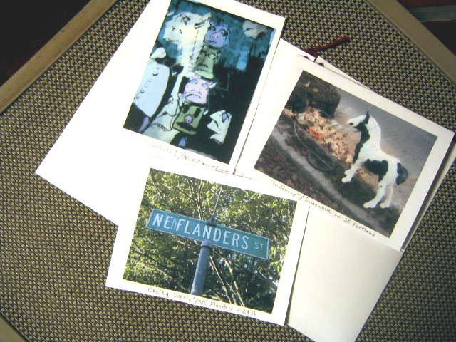Keep Portland Weird Notecards