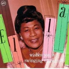Ella Fitzgerald - Ella Wishes You a Swingin' Christmas. (1960)