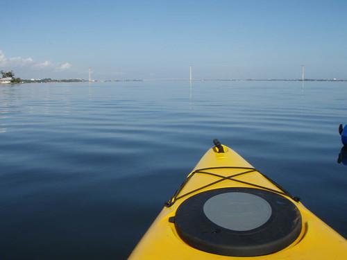 Calm lagoon
