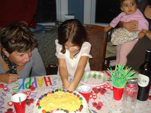 Yv's birthday