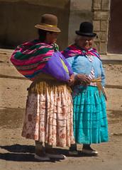Mujeres Aymaras