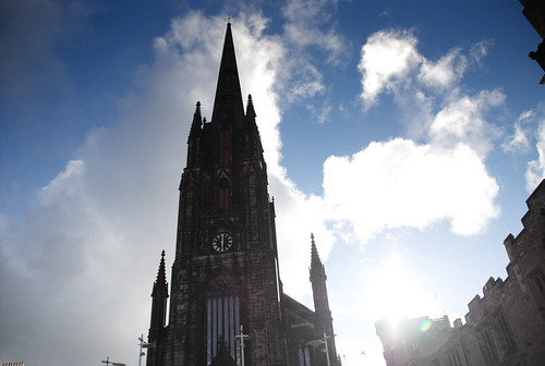 Ultima Etapa. El infranqueable castillo. Edimburgo (1). Por Escocia (24).