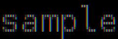Subpixel-rendering-RGB
