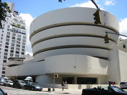 Salamon Guggenheim Múzeum, Solomon R. Guggenheim Museum