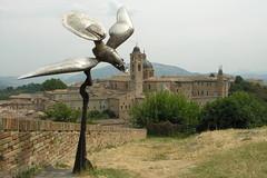 URBINO (Etienne Polet) Tags: urbino rocchecastelli rocchefariecastellicastleslighthosesbelltowers