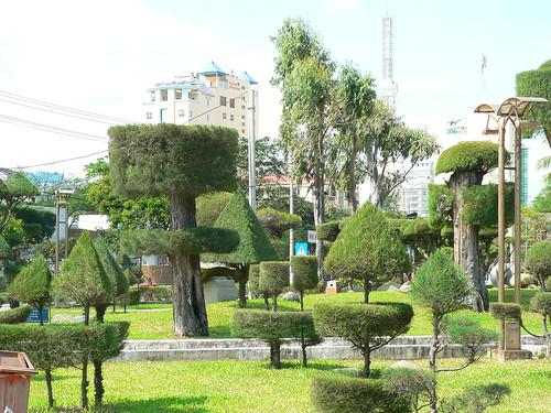 Topiary Nha Trang