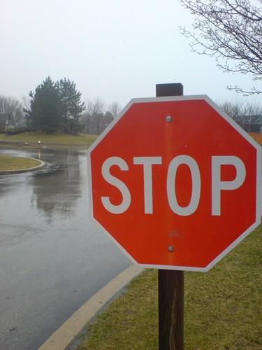 Rain... please stop!