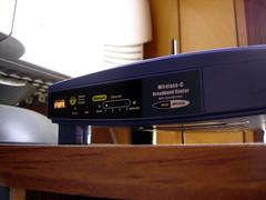 wifi linksys wirelessrouter