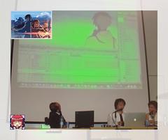 Makoto Shinkai Film Presentation (::^_^::) Tags: animation makoto shinkai