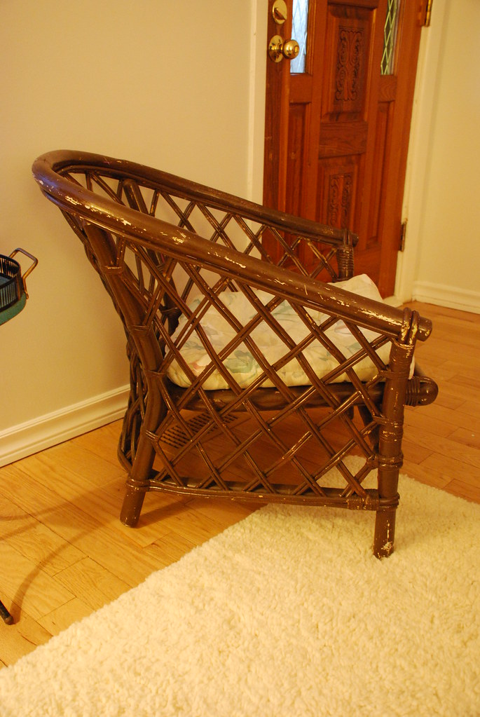 New vintage chair