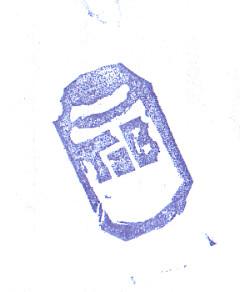 TAB stamp